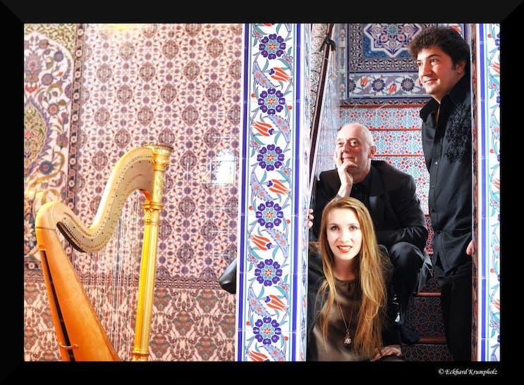Trio Jamil